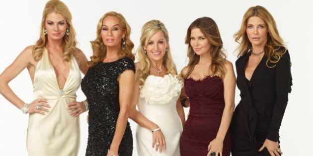 'Real Housewives Of Vancouver' Season Two: The Housewives