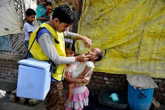 The End Of Polio Is In