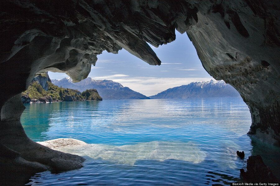 General Carrera Lake Is Chile's Answer To Everything Blue And Beautiful
