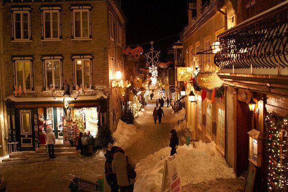 5 Canadian Towns That Are Real-Life Winter