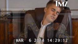 WATCH: New Court Videos Show Bieber's Ugly