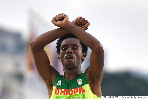 Ethiopia's Best Now Run For Canada And For Matthew