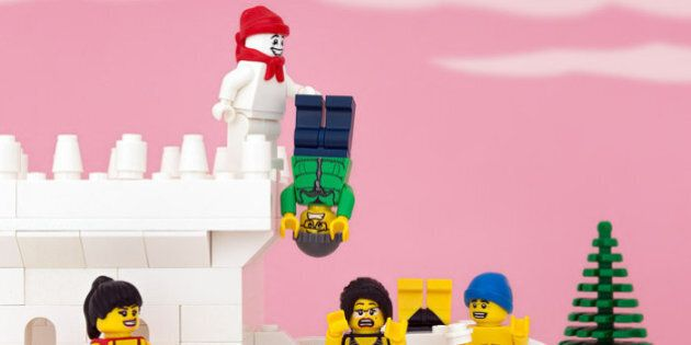 Awesomely Canadian Lego Models Will Make Your Day