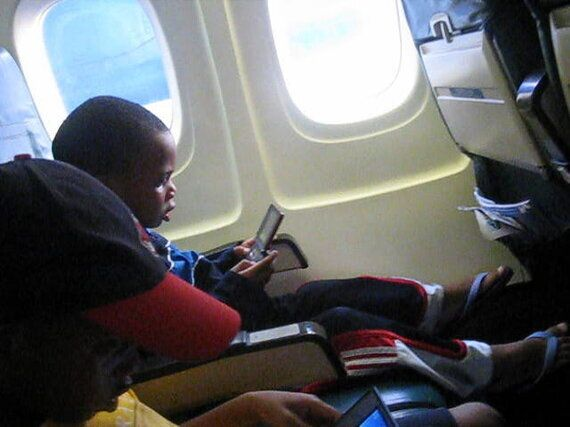 How To Fly Electronics-Free With Your