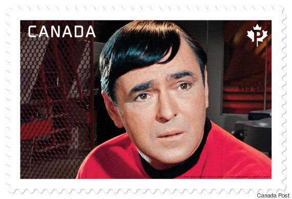 Honouring Star Trek's Canadian Connections, 50 Years