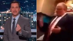 Kimmel Can't Believe The Rob Ford Show Is Back For Another