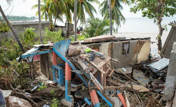Haiti Faces A Long Road To Recovery After Hurricane