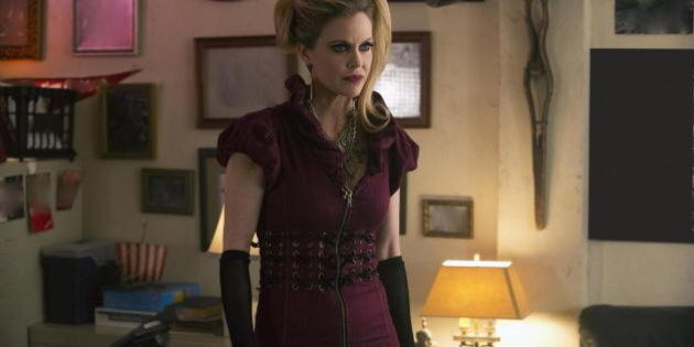 Kristin Bauer van Straten On The End Of 'True Blood' And Saying Goodbye To