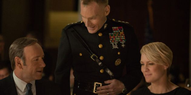 'House Of Cards' Season 2, Episode 2 Recap: West Wing, West