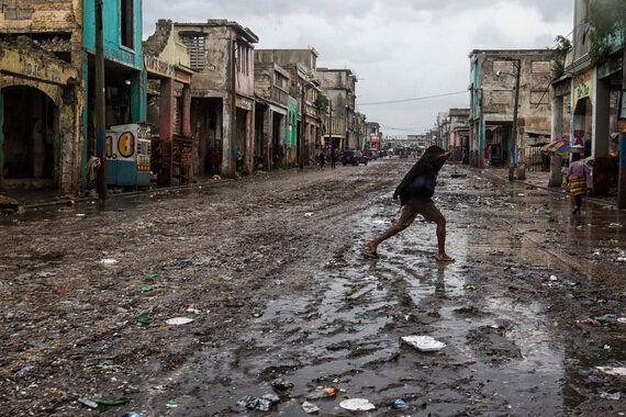Hurricane Matthew Is Much Worse Than