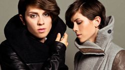 Tegan And Sara's Hearts Are in Pop Music
