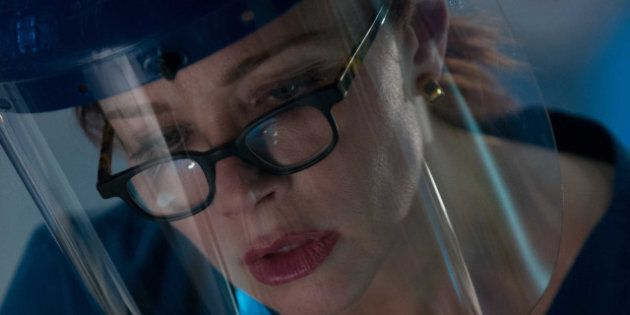 Lauren Holly On 'Motive,' Moving To Canada And Playing A Medical