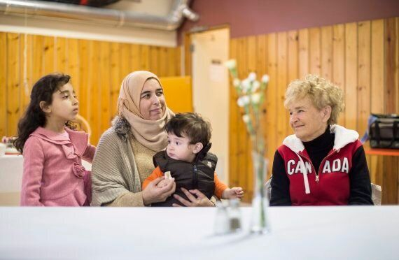 Syrian Refugees Canada: Small Town Hospitality Helps Soothe Rough