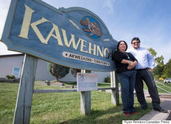 Akwesasne Mohawk Band Makes History With Its Own Legal