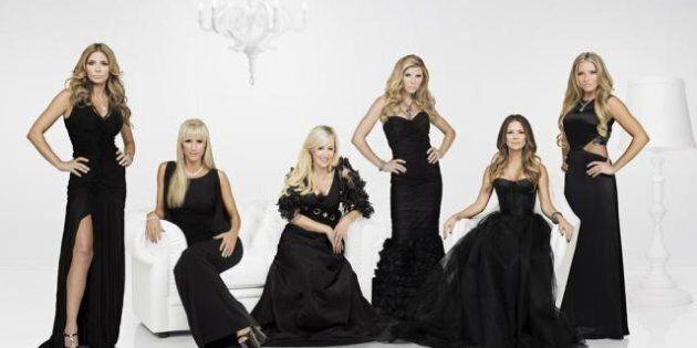 Real Housewives Of Vancouver Season 2 Premiere Recap: Calm Before The