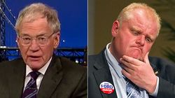 Letterman Tells Lie About Rob Ford We All Wish Was