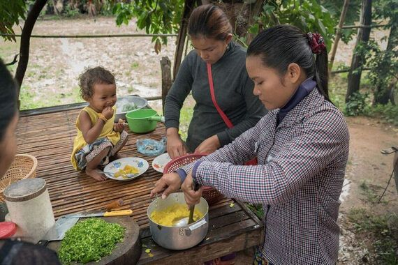 Youth Leaders Are Helping Cambodian Children Grow Up