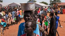 Imagine Welcoming 8,200 South Sudanese Refugees In A