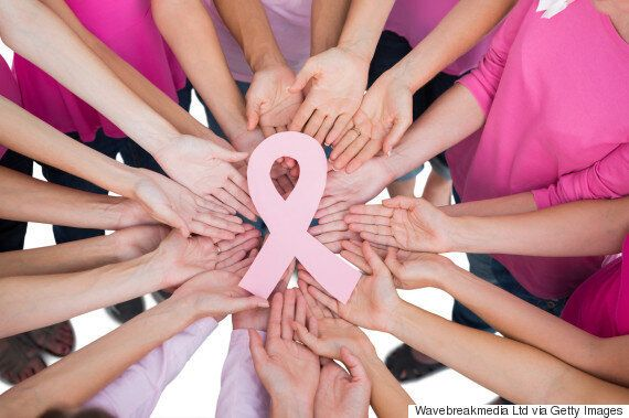 Fundraising And Hope Are Our Strongest Weapons Against Breast