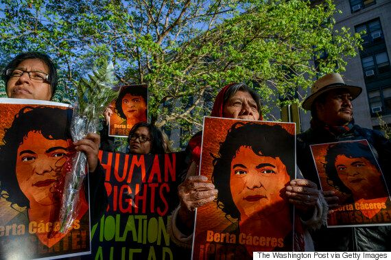 We Won't Stop Demanding Justice For Slain Activist Berta