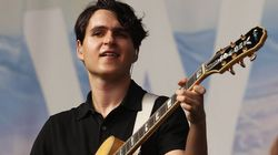 Vampire Weekend Singer Talks
