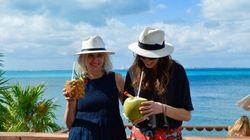 A Mother-Daughter Getaway To Playa Mujeres (The Beach Of