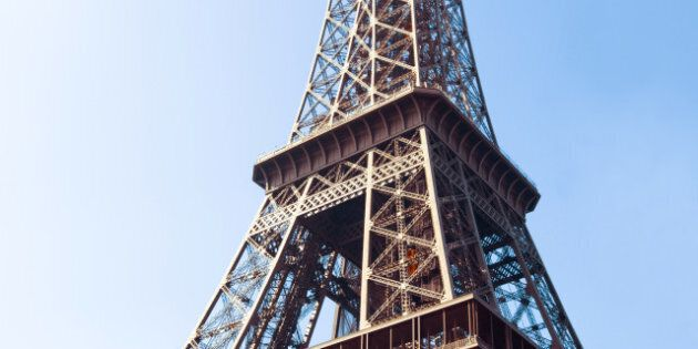 eiffel tower nickname la