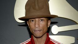 Pharrell Williams' Mountie Hat At Grammys Is A Fashion