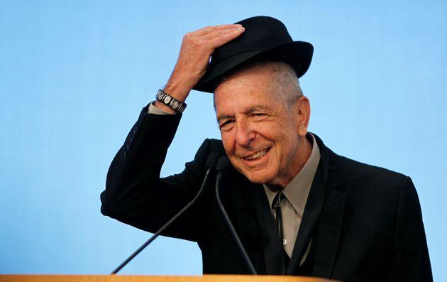 Let's Give Leonard Cohen A Literal Stamp Of