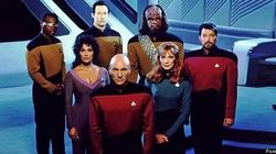 Watch: HuffPost Canada Staff Picks Fave 'Star Trek: TNG'