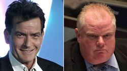 Charlie Sheen Reaches Out To Rob