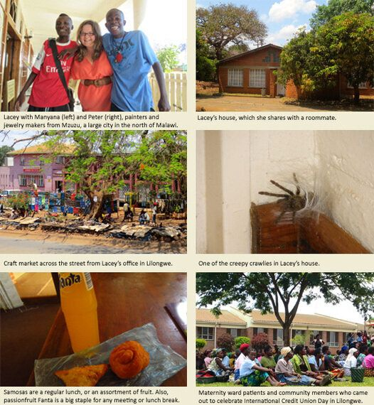 Life in Malawi as a CCA