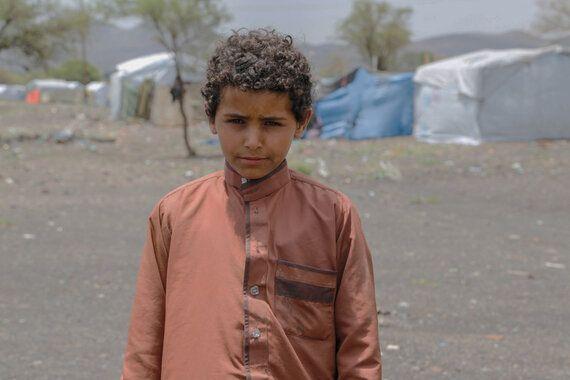 Meet 5 Children Caught In The Crossfires Of