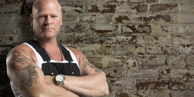 Mike Holmes, HGTV Go 'Behind The