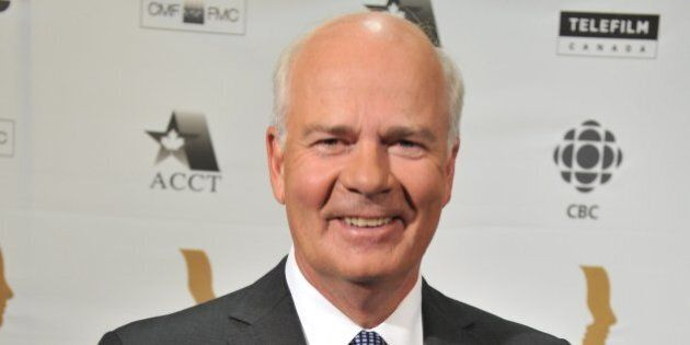 TORONTO, ON - AUGUST 30: Peter Mansbridge attends the 26th Annual Gemini Awards - Industry Gala at the...