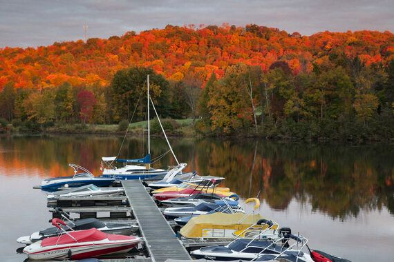 5 Perfect Places To Watch The Fall Colours In