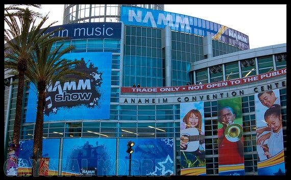 NAMM 2014: A Musical Gearhead's