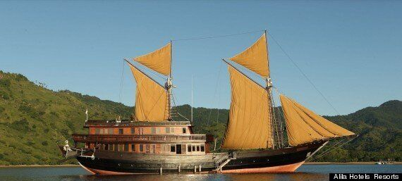 Need A Cruise Alternative? Try An Adventurous Yacht