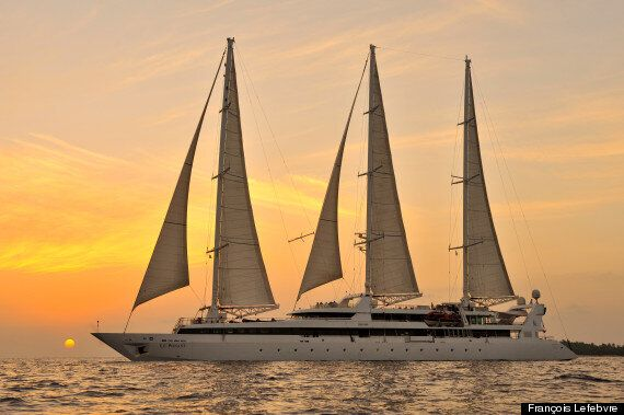 Need A Cruise Alternative? Try An Adventurous Yacht