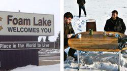 Foam Lake Talks Foam Lake With A Foam