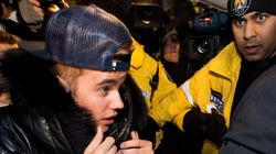 Police Respond To Reports Bieber Shot Promo Video In