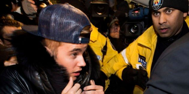 Toronto Police Say Bieber Did Not Shoot Promotional Video In