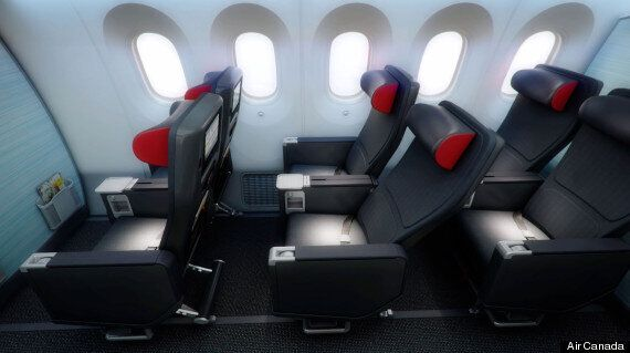 Air Canada Dreamliners To Debut In 2014, Airline Teases Sneak