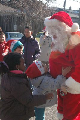 Giving Refugee Children a Holiday to