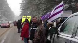 Idle No More Protesters Recall Oka