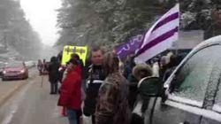 Idle No More Protesters Recall Oka