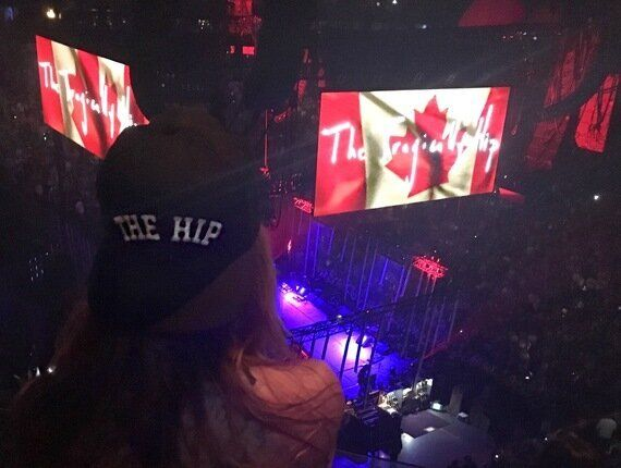 Gord Downie And The Hip Are Teaching Canadians How To