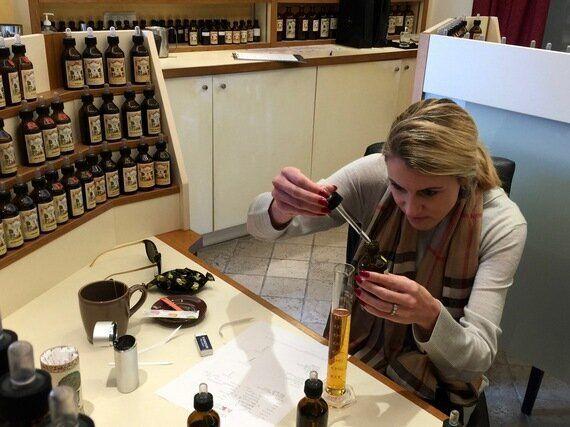 DIY Perfume On The Côte