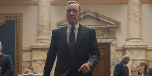 'House Of Cards' Season 2, Episode 3 Recap: Bull In A China