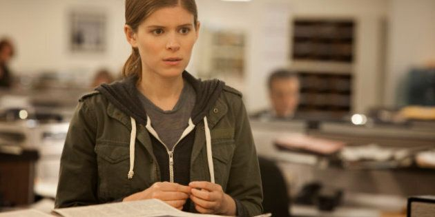Kate Mara On 'House Of Cards' And What Makes Zoe Barnes